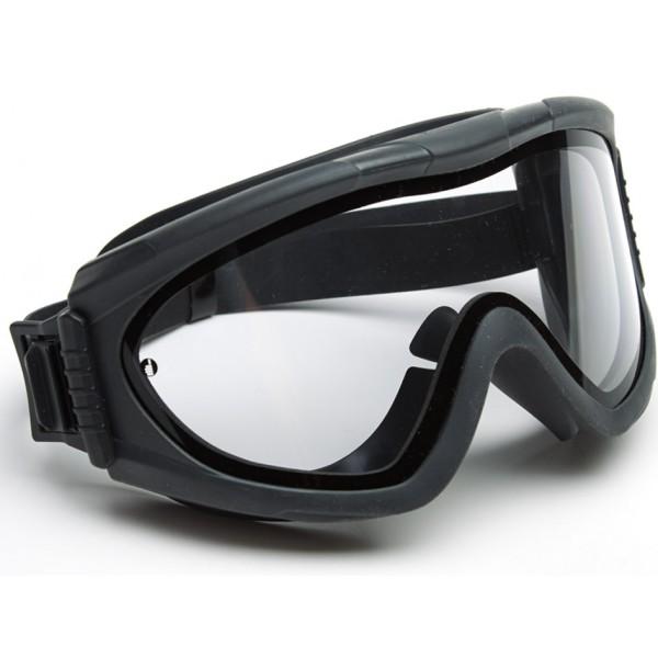 6737a93d7e5d47 ... oculaire de protection incolore oculaire intérieur en acétate traité  anti buée 0,50mm oculaire extérieur en polycarbonate anti rayures 2,30mm  monture ...